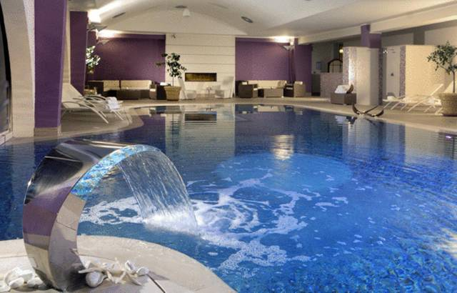spa touring hotel