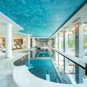 Hotel Alpenrose Trento Wellness
