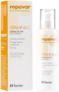 Repavar Revitalize Day Cream Vitamin C Spf20 50ml